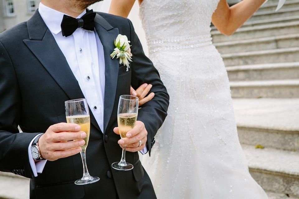 Un mariage stylé
